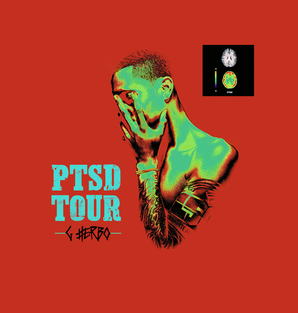 PTSD Tour Around the Corner!